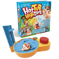 Hasbro Gaming - Hot Tub High Dive Game