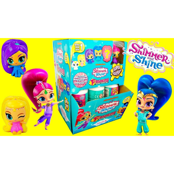 3 pack - Fash'Ems Series 1 Shimmer & Shine Mystery Pack toys