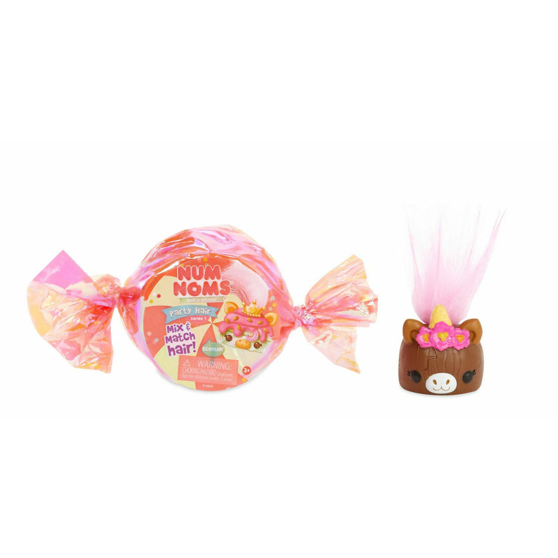 Num Noms Mystery Pack - Party Hair Series with Fluffy Mix & Match Hair