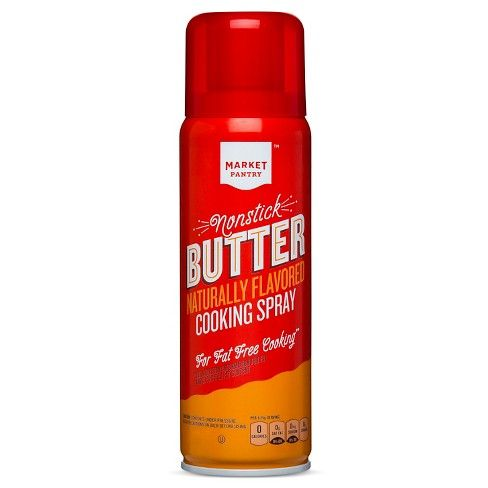 Butter Flavored Cooking Spray - 170 g - 6oz - Market Pantry™