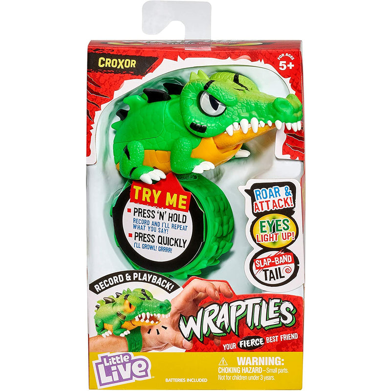 Little Live Pets Wraptiles Interactive Toy