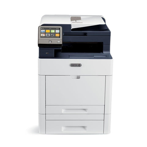 Xerox<sup>&reg;</sup> WorkCentre 6515/DNI Color MFP