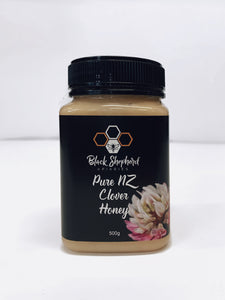 Pure NZ Clover Honey
