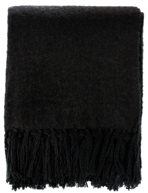 Rhapsody Throw - Black