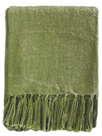 Rhapsody Throw - Crisp Green