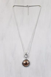 Regent Pendant Necklace