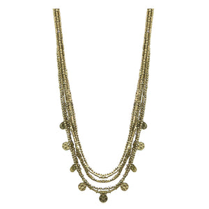 Anis Gold Necklace