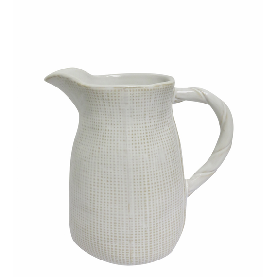 Lattice Jug