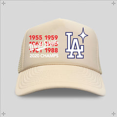 LA CHAMPS 2020 ✦ Trucker Hat