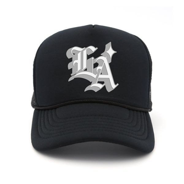 OG L.A. Trucker Hat (Black)
