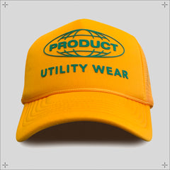 Utility Trucker Hat (Yellow)