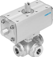 Ball valve actuator - VZBA Series - Festo