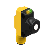 QS18U Series - Compact High Speed Ultrasonic Sensor - Banner