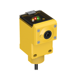 Q45UR Series - Remote Transducer Ultrasonic Sensor - Banner