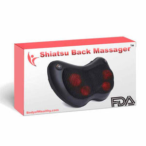 Shiatsu Back Massager Body of Wealthy