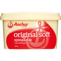 ANCHOR ORIGINAL SOFT SPREADABLE 500G