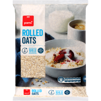Pams Rolled Oats Breakfast Cereal 1.5kg