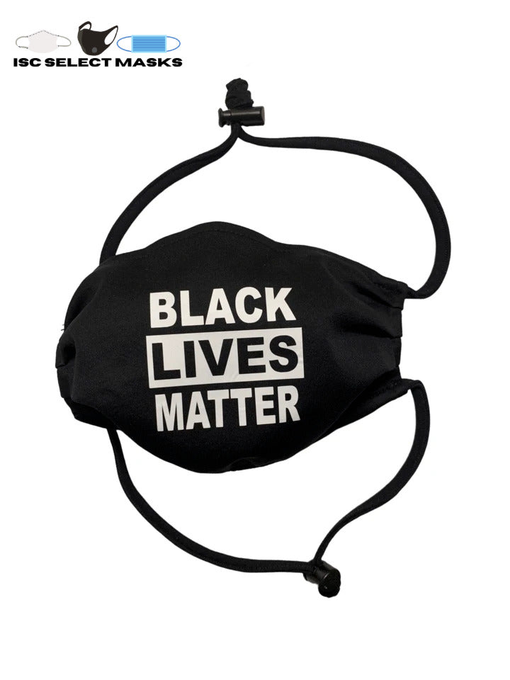 Washable Black Lives Matter Mask (Premium Quality)