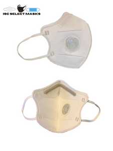 KN95 Protective Masks (With Valve)