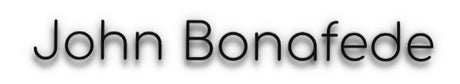 johnbonafede.com