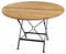 Zebra Florence Table Ø 115cm teck