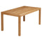Barlow Tyrie Linear Table 150 Rectangular (150x89cm)