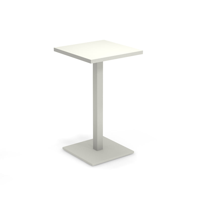Emu 475 Round Table de bar Haute 60x60cm H=105cm