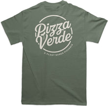 Load image into Gallery viewer, Pre-Order Pizza Verde Tee (Moss)