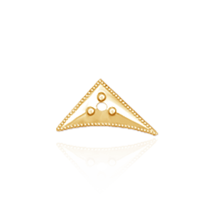 Triangle Shape Trim (.02 ct)