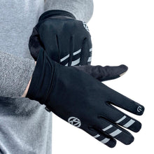 Load image into Gallery viewer, Zensah Reflective Smart Gloves