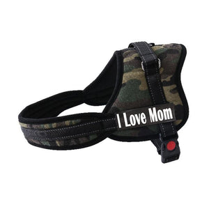 Personalized Dog Harness - Custom Pets
