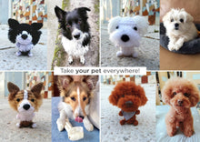 Load image into Gallery viewer, Custom Crochet Pets