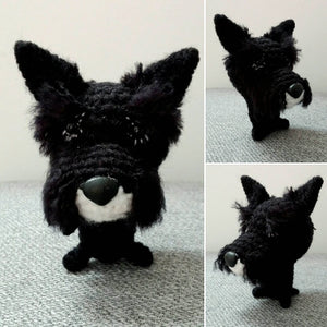 Custom Crochet Pet Dolls