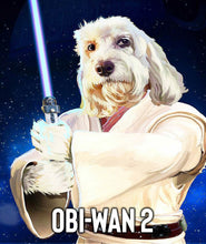 Load image into Gallery viewer, Star Wars Pet Portraits