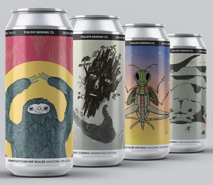Any 4x440ml Can (Taproom Collection Only)
