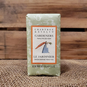 Crabtree & Evelyn Gardeners Bar Soap