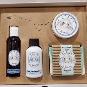 "Joan's a Keeper ""Bee Pampered"" Box"