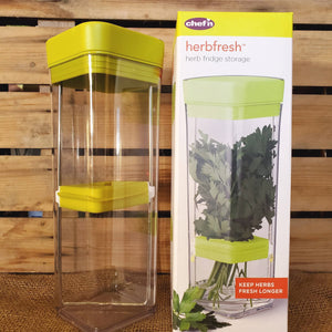 Herbfresh Herb Fridge Storage