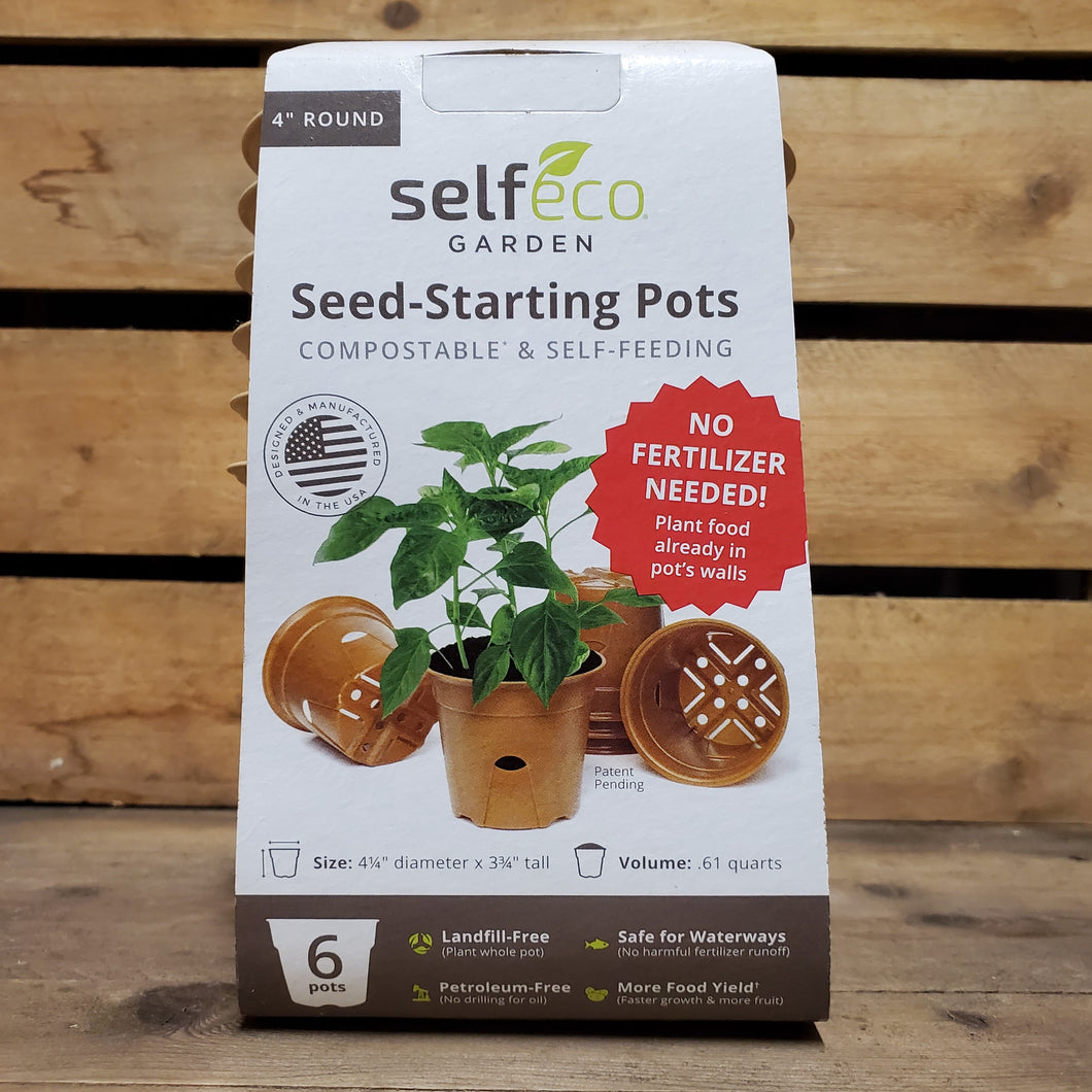 Seed Starting Pots