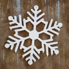 Load image into Gallery viewer, Snowflake Ornament