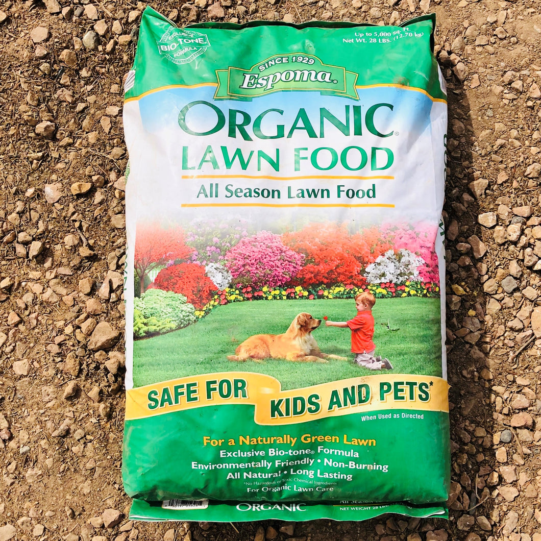 Espoma Organic Lawn Fertilizer