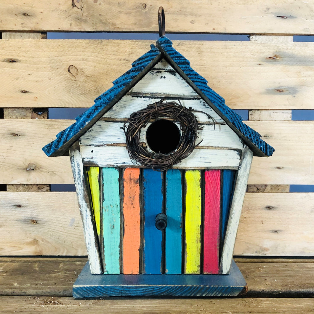 Forever Rustic Birdhouse