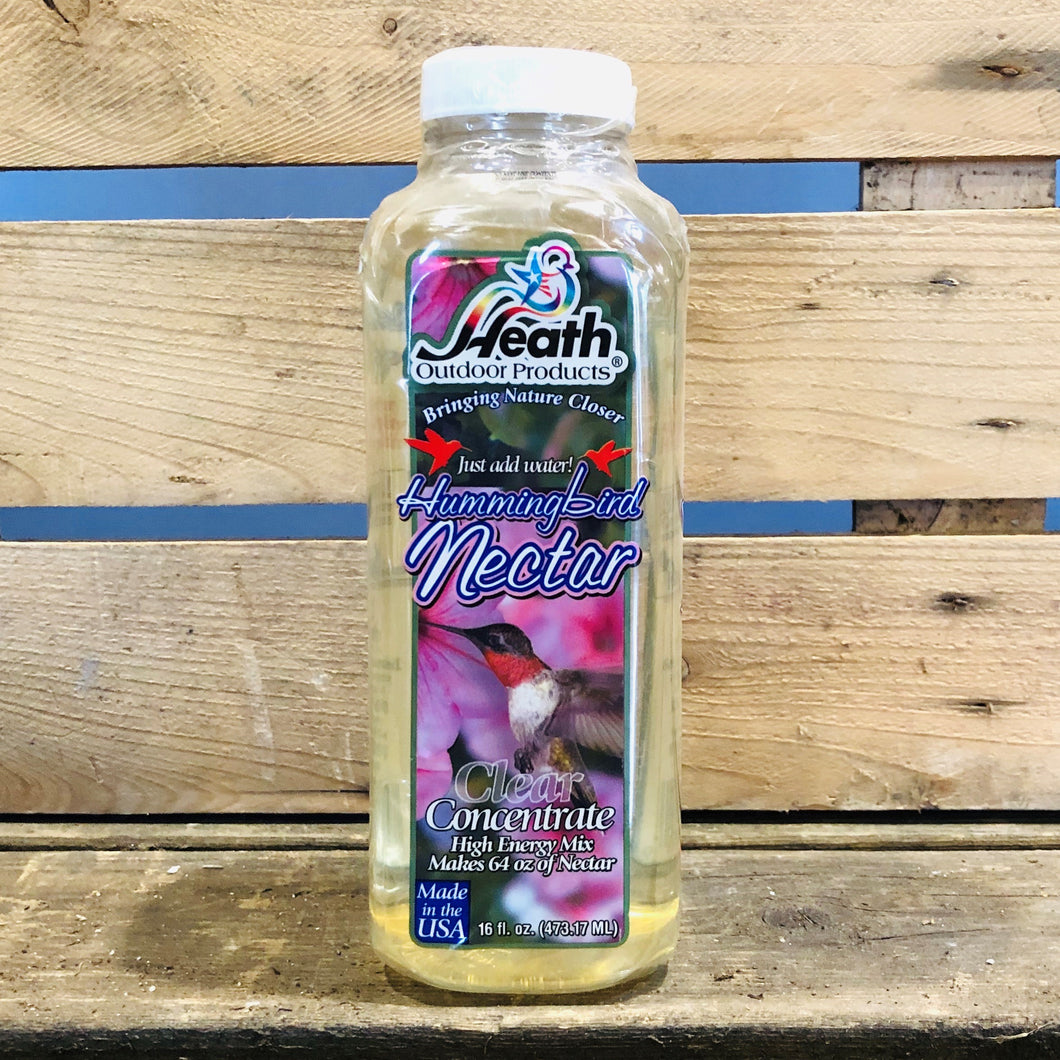 Hummingbird Nectar Liquid Mix