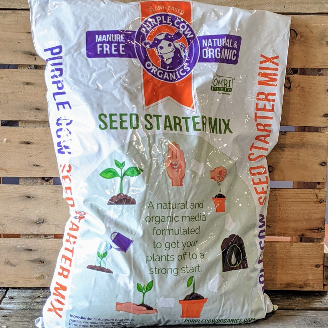 Purple Cow Seed Starting Mix