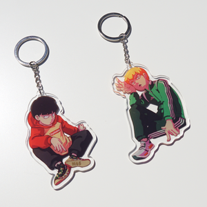 [MP100] Hypebeast Mob Acrylic Charms