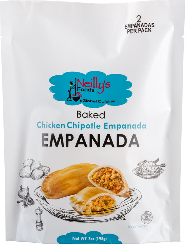 Chicken Chipotle Empanada - Soon To Be Your Favorite Empanada