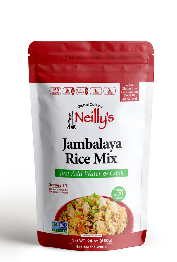 Jambalaya Rice Mix