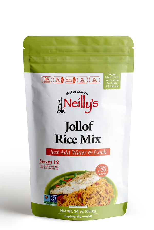 Jollof Rice Mix