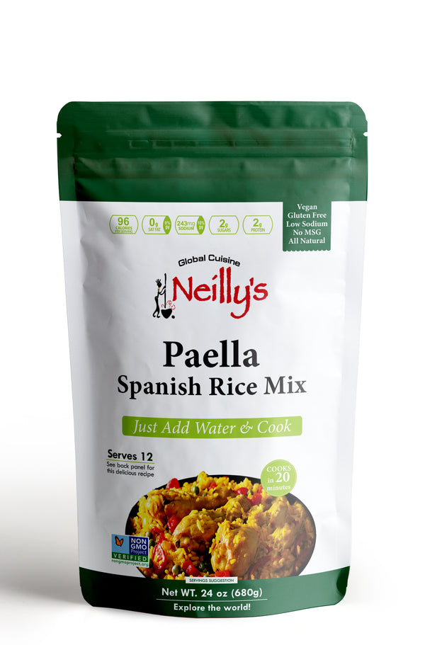 Spanish (Paella) Rice Mix