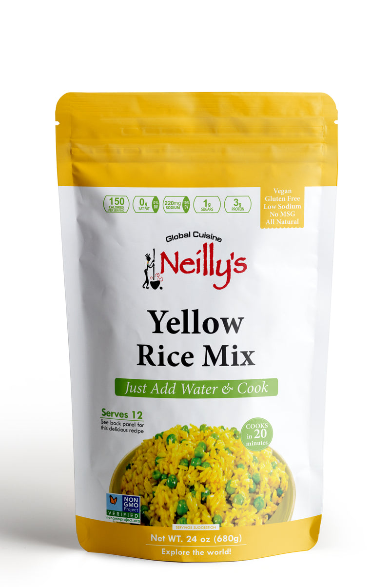 Yellow Rice Mix
